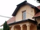 Karlštejn - rekonstrukce historické fasády